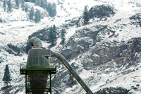 Winter in the North
